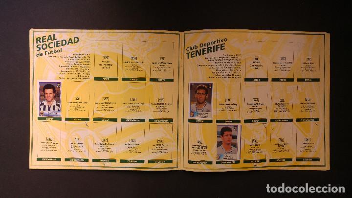 Coleccionismo deportivo: ALBUM CROMOS - LIGA 1996-1997 96-97, BOLLYCAO - Foto 12 - 115798079