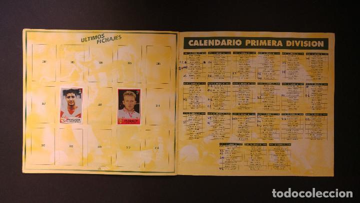 Coleccionismo deportivo: ALBUM CROMOS - LIGA 1996-1997 96-97, BOLLYCAO - Foto 15 - 115798079