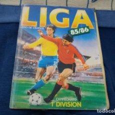 Coleccionismo deportivo: 85/86 ESTE. ALBUM MUY COMPLETO. LEER DESCRIPCIÓN . Lote 116335627