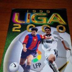 Coleccionismo deportivo: ALBUM LIGA ESTE 1999 2000. PRIMERA DIVISION. EST1B3. Lote 116444463