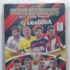 Coleccionismo deportivo: ALBUM DE FUTBOL ADRENALYN 2015-16; PANINI - CONTIENE 533 CROMOS. Lote 116654347
