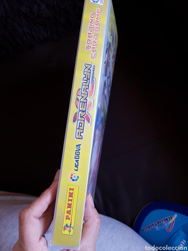 Coleccionismo deportivo: Album Adrenalyn 2011/12 + 269 trading cards - Foto 2 - 116816751