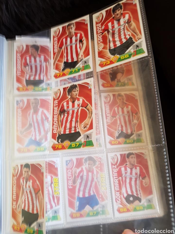 Coleccionismo deportivo: Album Adrenalyn 2011/12 + 269 trading cards - Foto 3 - 116816751