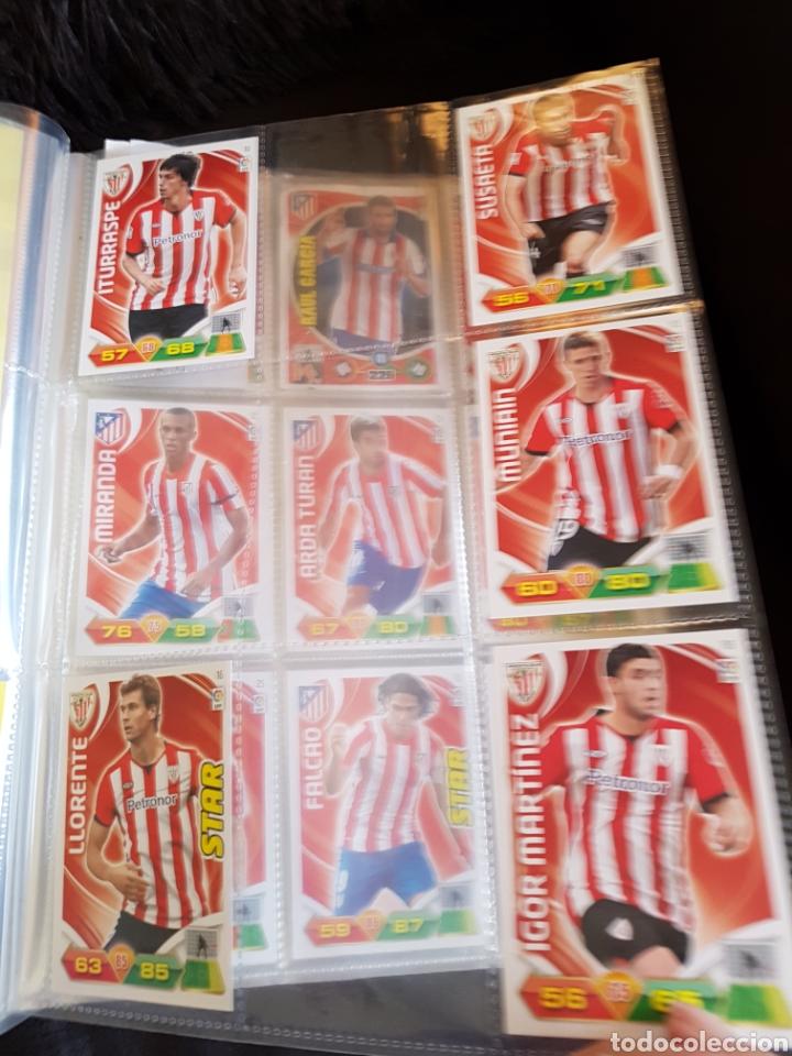 Coleccionismo deportivo: Album Adrenalyn 2011/12 + 269 trading cards - Foto 4 - 116816751