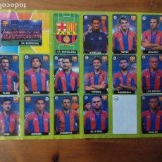 Coleccionismo deportivo: ALBUM DEL CHICLE -LA LIGA DE LAS ESTRELLAS - TEMPORADA 96-97 (BARCELONA) CHICLES VIDAL. Lote 116839415
