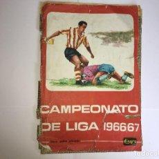 Coleccionismo deportivo: ALBUM DE FUTBOL CAMPEONATO DE LIGA 1966/1967 66/67 DE DISGRA - SE VENDEN CROMOS SUELTOS. Lote 117011619