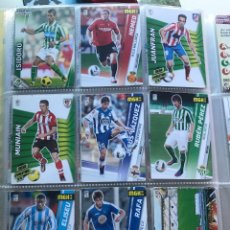 Coleccionismo deportivo: PANINI MEGA CRACKS 2012/2013 12 13 LOTE DE 243 CROMOS DIFERENTE EN ALBUM. Lote 117133975