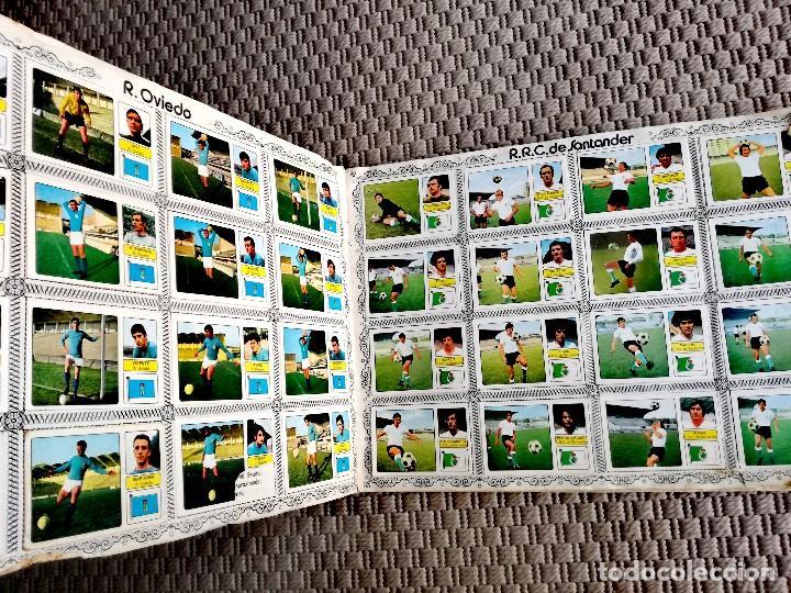 Coleccionismo deportivo: Lote Álbumes Liga 1973/Fútbol/Guardianes del Espacio - Foto 3 - 117307195