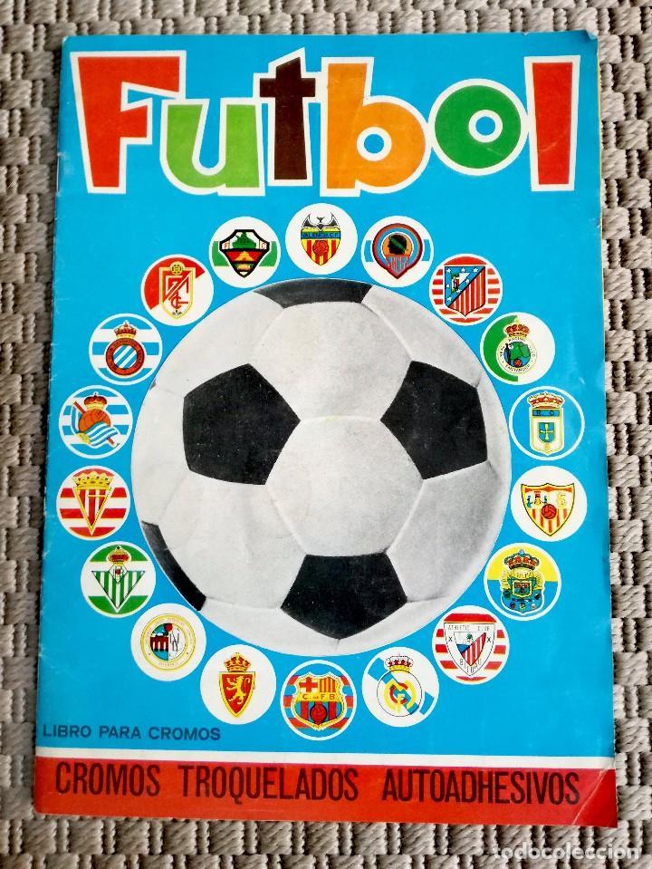 Coleccionismo deportivo: Lote Álbumes Liga 1973/Fútbol/Guardianes del Espacio - Foto 4 - 117307195