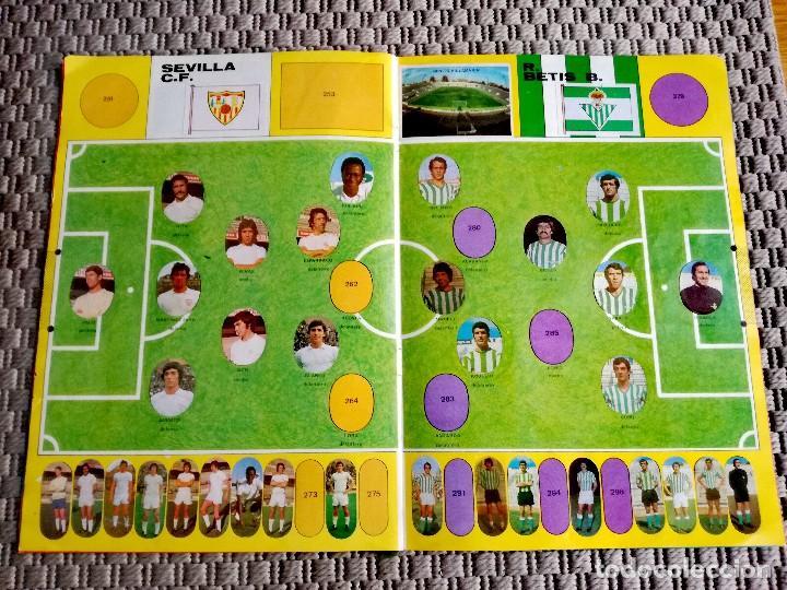 Coleccionismo deportivo: Lote Álbumes Liga 1973/Fútbol/Guardianes del Espacio - Foto 5 - 117307195