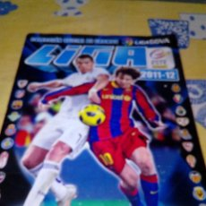 Coleccionismo deportivo: ALBUM LIGA DE FUTBOL 2011 - 2012. VER FOTOS. EST1B3. Lote 117725583