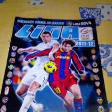 Coleccionismo deportivo: ALBUM DE FUTBOL. 2011 - 2012. CAMPEONATO NACIONAL DE LIGA. VER FOTOS. 2011 2012. EST1B3. Lote 117726007