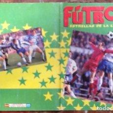Coleccionismo deportivo: FUTBOL 93-94 ESTRELLAS DE LA LIGA, PANINI CON 400 CROMOS. Lote 117753919