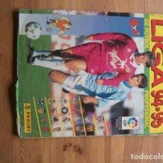 Coleccionismo deportivo: ALBUM CROMOS PANINI LIGA FUTBOL 1994-1995 ENTRA Y MIRA TODAS LAS FOTOS.. Lote 118171363