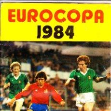 Coleccionismo deportivo: ALBUM EUROCOPA 1984.FANS COLECCION.. Lote 119296391