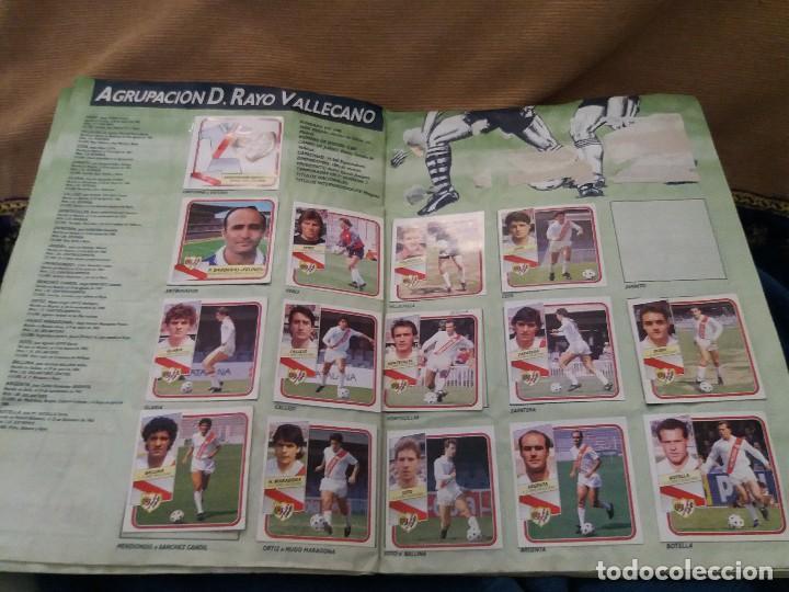 Sammelleidenschaft Sport: LOTE 2 ALBUM ALBUMES ESTE AÑO 89/90 90/91 PARA APROVECHAR CROMOS. LEER DESCRIPCIÓN - Foto 5 - 119299563