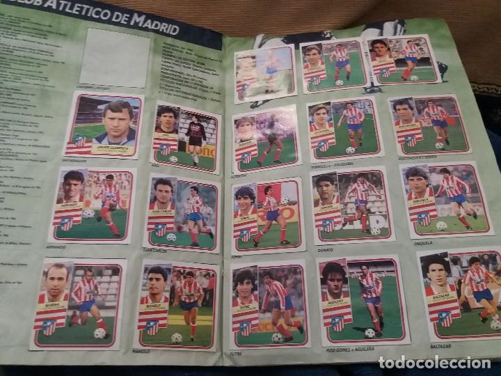 Sammelleidenschaft Sport: LOTE 2 ALBUM ALBUMES ESTE AÑO 89/90 90/91 PARA APROVECHAR CROMOS. LEER DESCRIPCIÓN - Foto 6 - 119299563