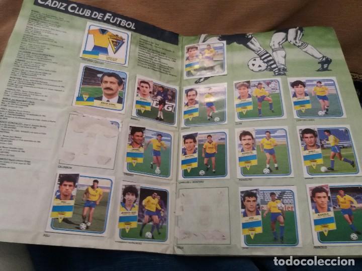 Sammelleidenschaft Sport: LOTE 2 ALBUM ALBUMES ESTE AÑO 89/90 90/91 PARA APROVECHAR CROMOS. LEER DESCRIPCIÓN - Foto 8 - 119299563