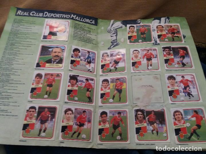 Sammelleidenschaft Sport: LOTE 2 ALBUM ALBUMES ESTE AÑO 89/90 90/91 PARA APROVECHAR CROMOS. LEER DESCRIPCIÓN - Foto 12 - 119299563