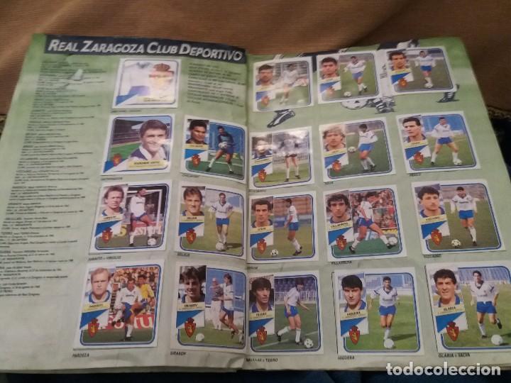 Sammelleidenschaft Sport: LOTE 2 ALBUM ALBUMES ESTE AÑO 89/90 90/91 PARA APROVECHAR CROMOS. LEER DESCRIPCIÓN - Foto 13 - 119299563
