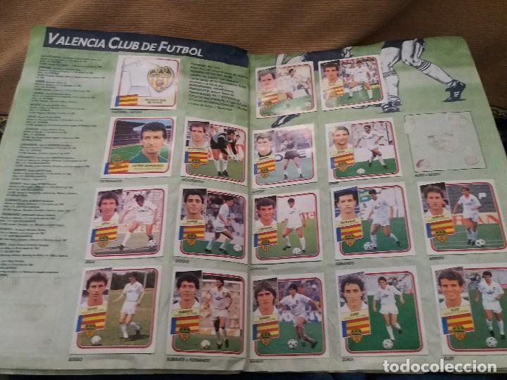 Sammelleidenschaft Sport: LOTE 2 ALBUM ALBUMES ESTE AÑO 89/90 90/91 PARA APROVECHAR CROMOS. LEER DESCRIPCIÓN - Foto 14 - 119299563