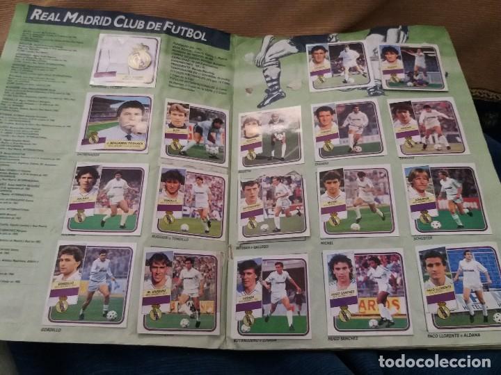 Sammelleidenschaft Sport: LOTE 2 ALBUM ALBUMES ESTE AÑO 89/90 90/91 PARA APROVECHAR CROMOS. LEER DESCRIPCIÓN - Foto 15 - 119299563