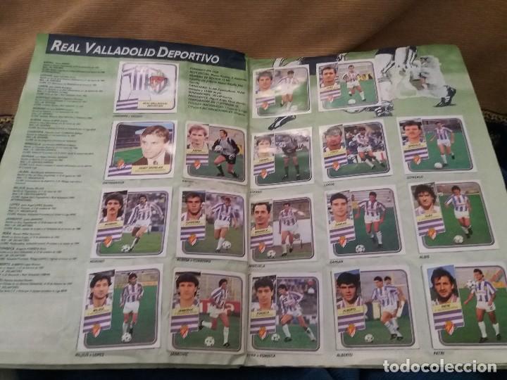Sammelleidenschaft Sport: LOTE 2 ALBUM ALBUMES ESTE AÑO 89/90 90/91 PARA APROVECHAR CROMOS. LEER DESCRIPCIÓN - Foto 16 - 119299563