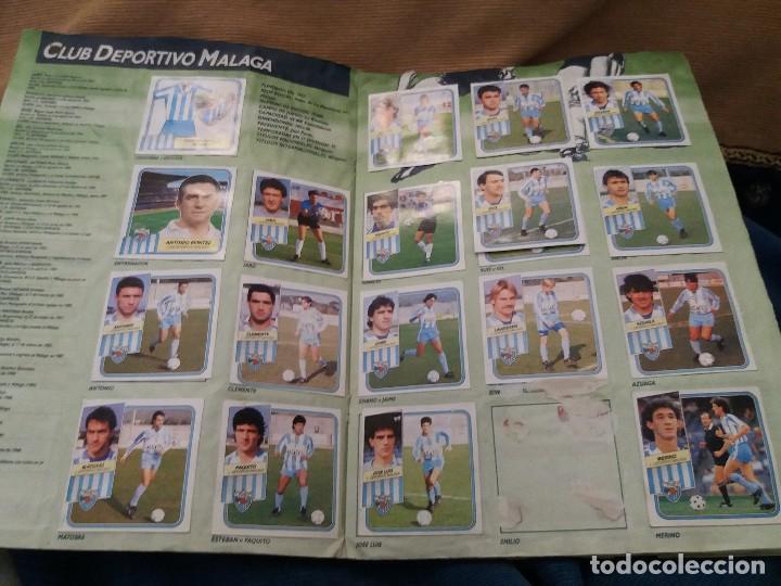 Sammelleidenschaft Sport: LOTE 2 ALBUM ALBUMES ESTE AÑO 89/90 90/91 PARA APROVECHAR CROMOS. LEER DESCRIPCIÓN - Foto 18 - 119299563