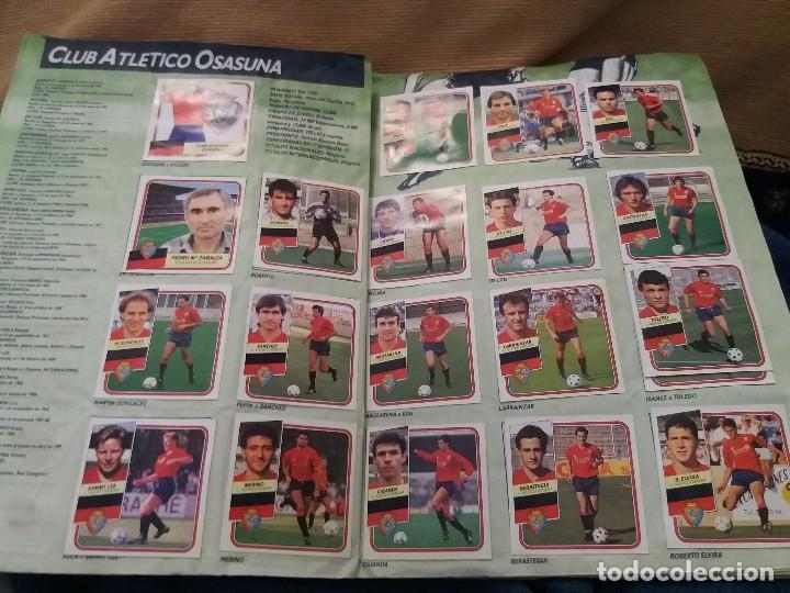 Sammelleidenschaft Sport: LOTE 2 ALBUM ALBUMES ESTE AÑO 89/90 90/91 PARA APROVECHAR CROMOS. LEER DESCRIPCIÓN - Foto 21 - 119299563