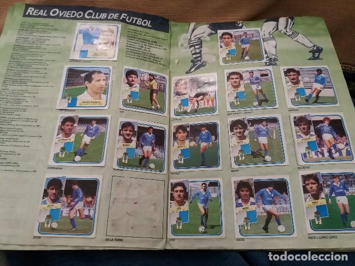 Sammelleidenschaft Sport: LOTE 2 ALBUM ALBUMES ESTE AÑO 89/90 90/91 PARA APROVECHAR CROMOS. LEER DESCRIPCIÓN - Foto 22 - 119299563