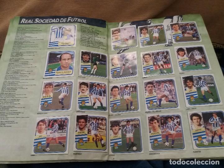 Sammelleidenschaft Sport: LOTE 2 ALBUM ALBUMES ESTE AÑO 89/90 90/91 PARA APROVECHAR CROMOS. LEER DESCRIPCIÓN - Foto 24 - 119299563