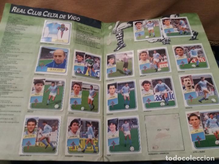 Sammelleidenschaft Sport: LOTE 2 ALBUM ALBUMES ESTE AÑO 89/90 90/91 PARA APROVECHAR CROMOS. LEER DESCRIPCIÓN - Foto 25 - 119299563