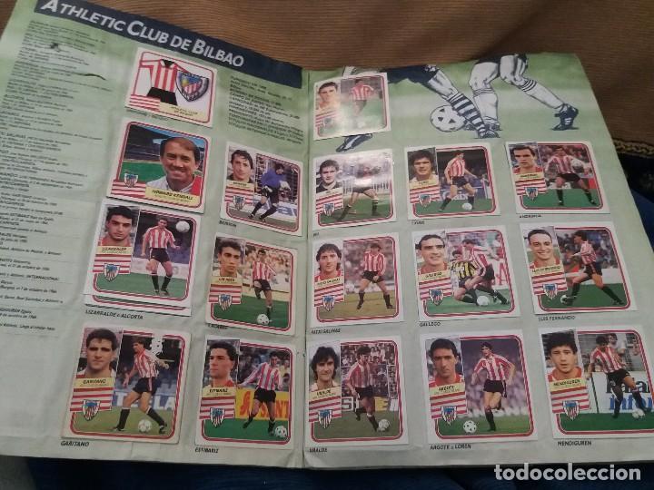 Sammelleidenschaft Sport: LOTE 2 ALBUM ALBUMES ESTE AÑO 89/90 90/91 PARA APROVECHAR CROMOS. LEER DESCRIPCIÓN - Foto 26 - 119299563