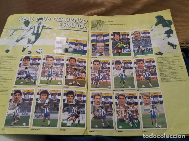 Sammelleidenschaft Sport: LOTE 2 ALBUM ALBUMES ESTE AÑO 89/90 90/91 PARA APROVECHAR CROMOS. LEER DESCRIPCIÓN - Foto 28 - 119299563