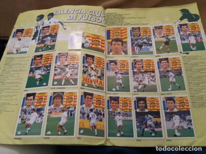 Sammelleidenschaft Sport: LOTE 2 ALBUM ALBUMES ESTE AÑO 89/90 90/91 PARA APROVECHAR CROMOS. LEER DESCRIPCIÓN - Foto 29 - 119299563
