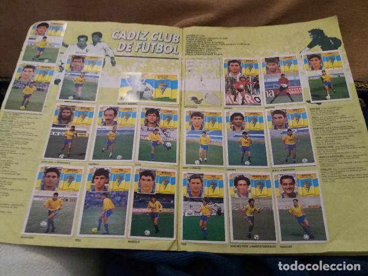 Sammelleidenschaft Sport: LOTE 2 ALBUM ALBUMES ESTE AÑO 89/90 90/91 PARA APROVECHAR CROMOS. LEER DESCRIPCIÓN - Foto 33 - 119299563