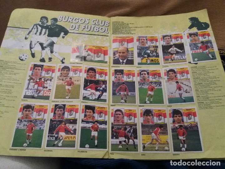 Sammelleidenschaft Sport: LOTE 2 ALBUM ALBUMES ESTE AÑO 89/90 90/91 PARA APROVECHAR CROMOS. LEER DESCRIPCIÓN - Foto 36 - 119299563