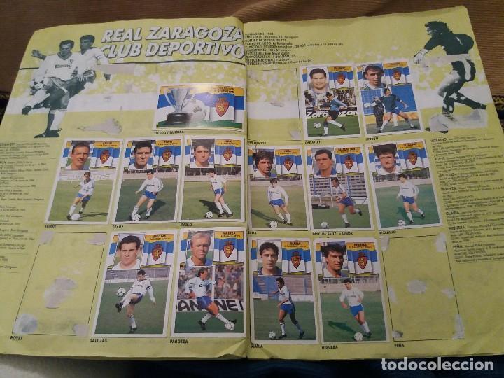 Sammelleidenschaft Sport: LOTE 2 ALBUM ALBUMES ESTE AÑO 89/90 90/91 PARA APROVECHAR CROMOS. LEER DESCRIPCIÓN - Foto 37 - 119299563