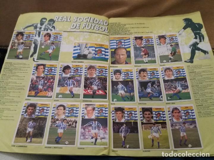 Sammelleidenschaft Sport: LOTE 2 ALBUM ALBUMES ESTE AÑO 89/90 90/91 PARA APROVECHAR CROMOS. LEER DESCRIPCIÓN - Foto 38 - 119299563