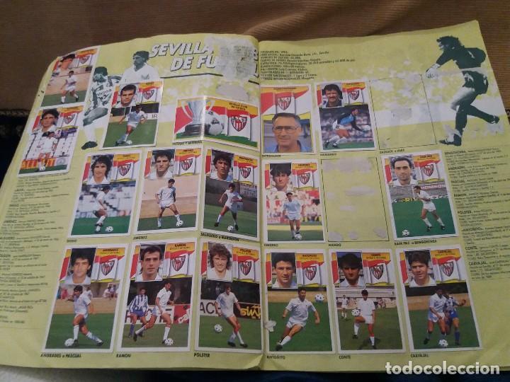 Sammelleidenschaft Sport: LOTE 2 ALBUM ALBUMES ESTE AÑO 89/90 90/91 PARA APROVECHAR CROMOS. LEER DESCRIPCIÓN - Foto 39 - 119299563