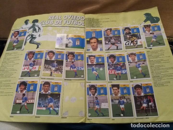 Sammelleidenschaft Sport: LOTE 2 ALBUM ALBUMES ESTE AÑO 89/90 90/91 PARA APROVECHAR CROMOS. LEER DESCRIPCIÓN - Foto 40 - 119299563