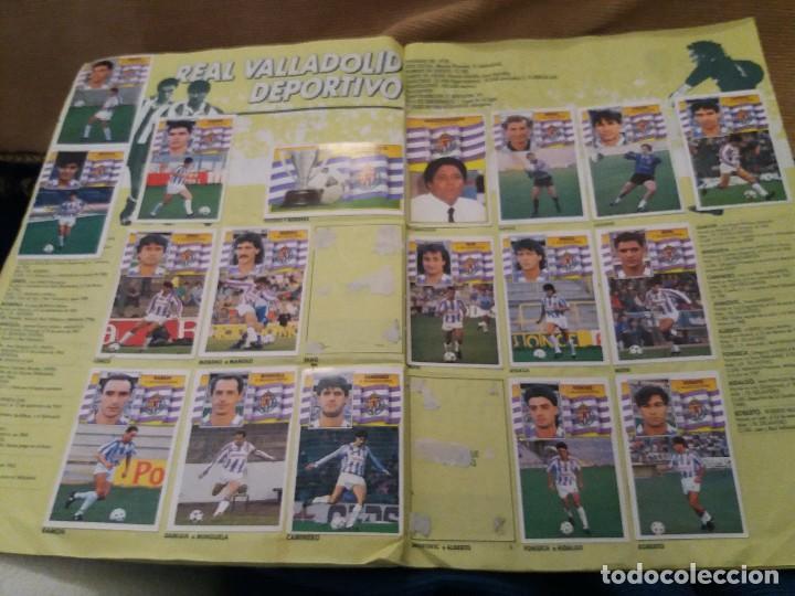 Sammelleidenschaft Sport: LOTE 2 ALBUM ALBUMES ESTE AÑO 89/90 90/91 PARA APROVECHAR CROMOS. LEER DESCRIPCIÓN - Foto 41 - 119299563
