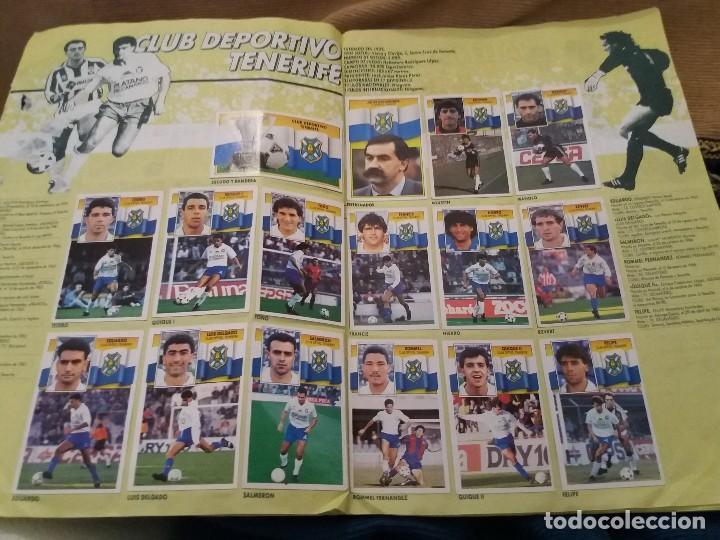 Sammelleidenschaft Sport: LOTE 2 ALBUM ALBUMES ESTE AÑO 89/90 90/91 PARA APROVECHAR CROMOS. LEER DESCRIPCIÓN - Foto 42 - 119299563