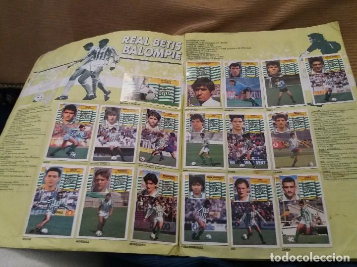Sammelleidenschaft Sport: LOTE 2 ALBUM ALBUMES ESTE AÑO 89/90 90/91 PARA APROVECHAR CROMOS. LEER DESCRIPCIÓN - Foto 43 - 119299563