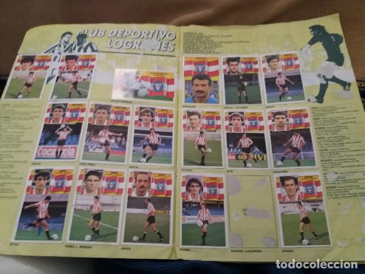Sammelleidenschaft Sport: LOTE 2 ALBUM ALBUMES ESTE AÑO 89/90 90/91 PARA APROVECHAR CROMOS. LEER DESCRIPCIÓN - Foto 47 - 119299563