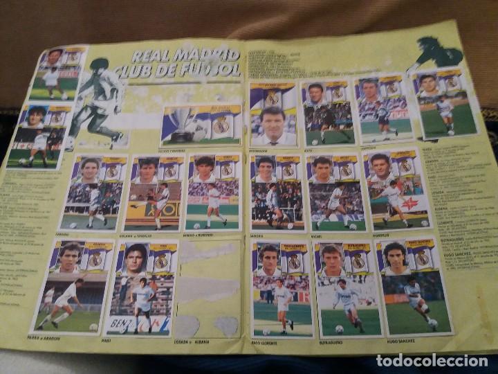 Sammelleidenschaft Sport: LOTE 2 ALBUM ALBUMES ESTE AÑO 89/90 90/91 PARA APROVECHAR CROMOS. LEER DESCRIPCIÓN - Foto 48 - 119299563
