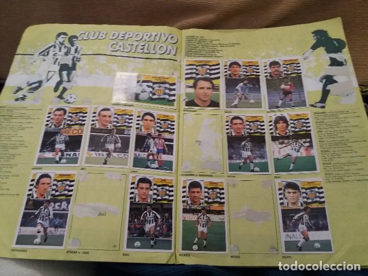 Sammelleidenschaft Sport: LOTE 2 ALBUM ALBUMES ESTE AÑO 89/90 90/91 PARA APROVECHAR CROMOS. LEER DESCRIPCIÓN - Foto 49 - 119299563