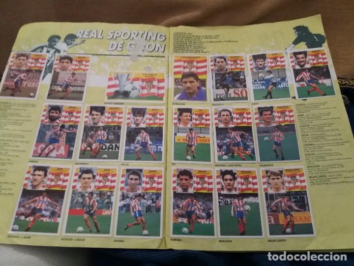 Sammelleidenschaft Sport: LOTE 2 ALBUM ALBUMES ESTE AÑO 89/90 90/91 PARA APROVECHAR CROMOS. LEER DESCRIPCIÓN - Foto 50 - 119299563