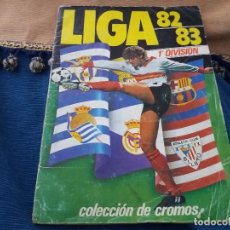 Coleccionismo deportivo: 82/83 ALBUM ESTE. VACÍO CON VARIAS PÁGINAS PLANCHA. LEER DESCRIPCIÓN . Lote 119330995