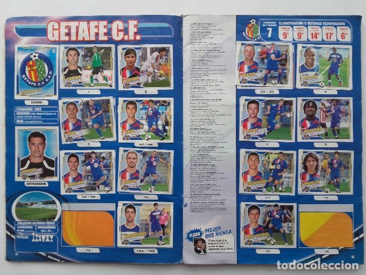 Coleccionismo deportivo: ALBUM CROMOS FUTBOL LIGA 2010 2011, COLECCIONES ESTE, CONTIENE 492 CROMOS + 27 CROMO CHICLE - Foto 8 - 119930827
